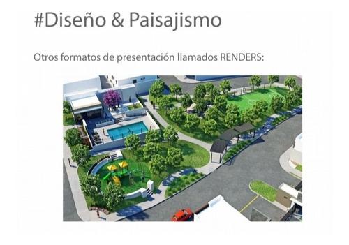 diseño de áreas verdes - paisajismo - carpintería