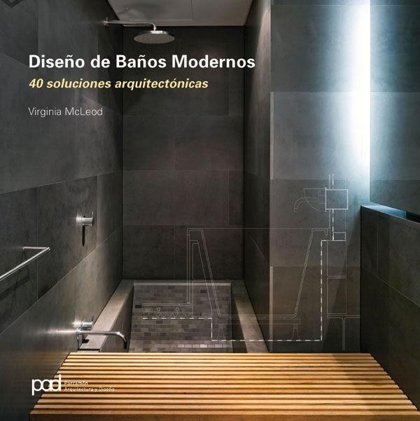 Diseño De Baños Modernos De Arq Contemporanea - $ 6.873,60 en ...