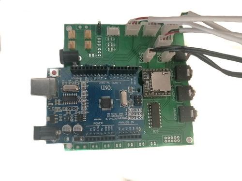 diseño de  circuitos para placas fenólicas