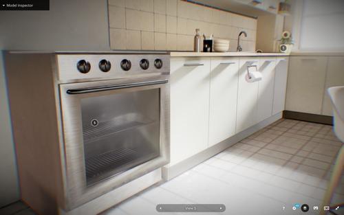 diseño de cocinas en 3d.