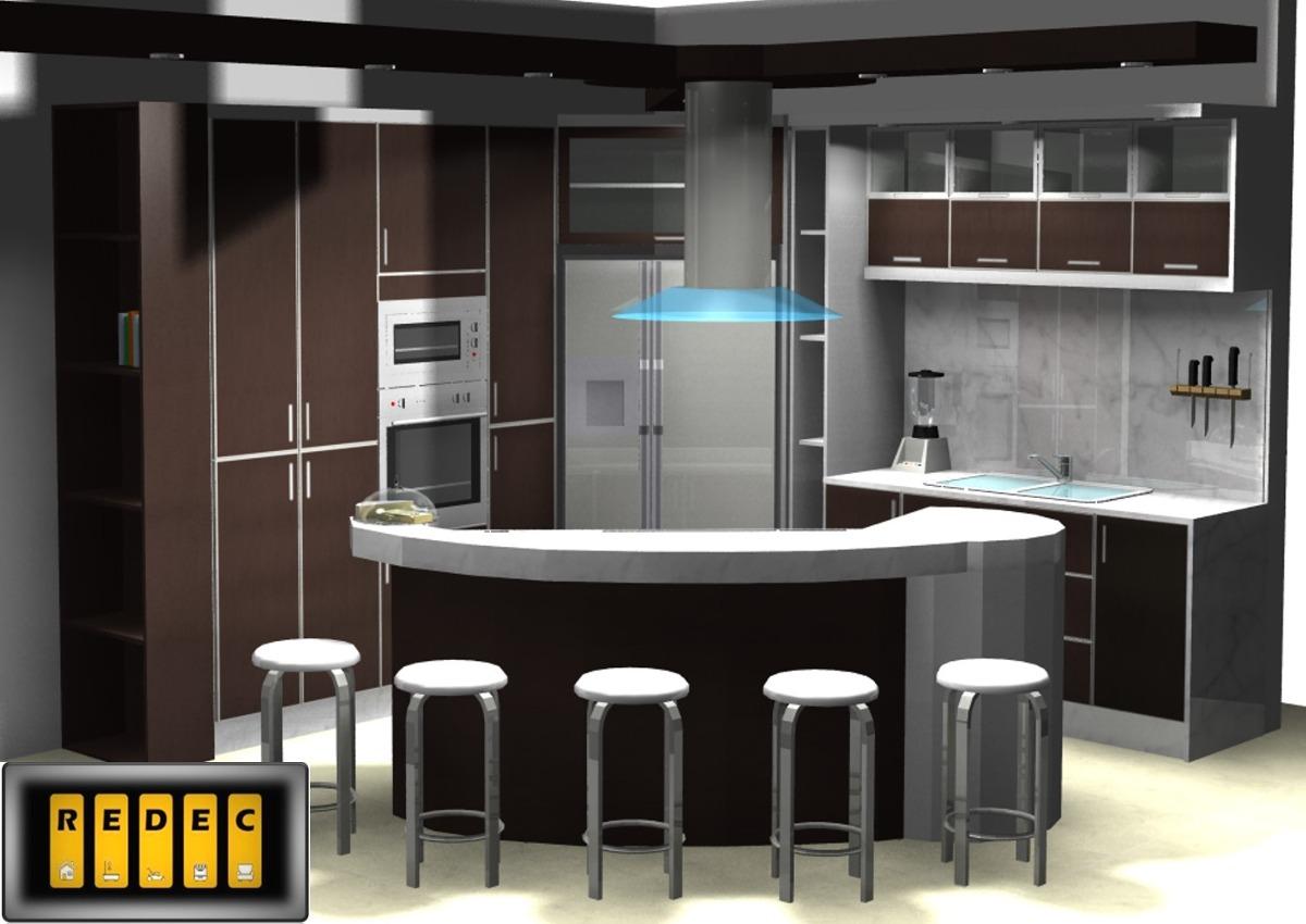 Diseño De Cocinas Excelente Precio - Bs. 35.000,00 en Mercado Libre