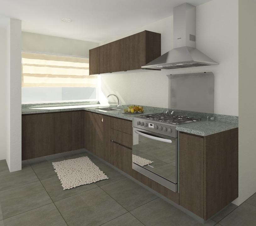 Diseño De Cocinas Integrales / Render Y Planos