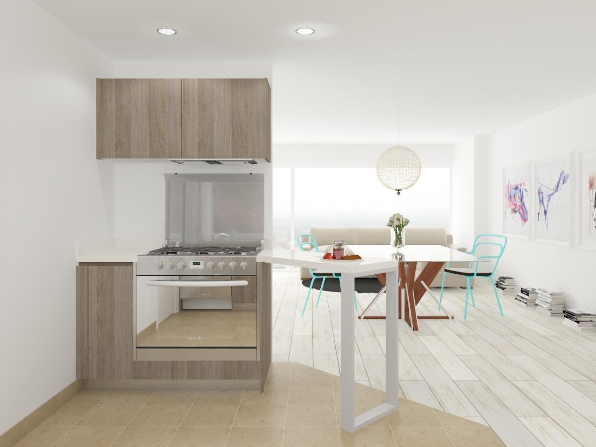 Dise o de cocinas integrales render y planos for App diseno cocinas