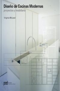 Diseño De Cocinas Modernas; Virginia Mcleod Envío Gratis - $ 3.100 ...