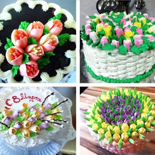 diseño de cupcakes 7 unids