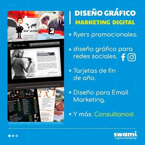 diseño de flyer digital