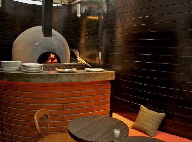 Dise o de hornos de le a ladrillo refractario restaurantes 12 en mercado libre - Disenos de hornos de lena ...