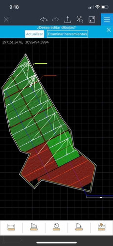 diseño de huertas frutales. riego, plantación, abanicos.