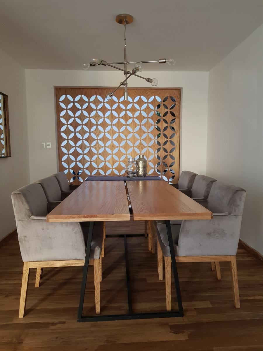 Diseño De Interiores Y Mobiliario , Mesa Para Comedor - $ 13,580.00 ...