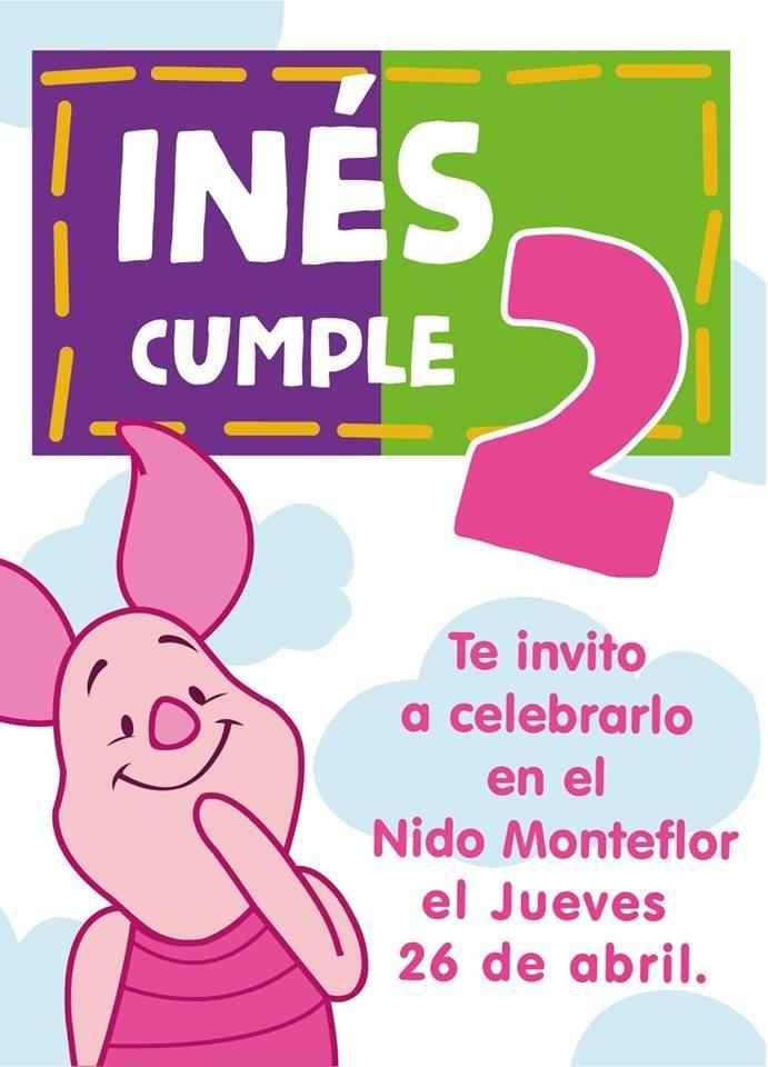Diseño De Invitaciones Para Cumpleaños