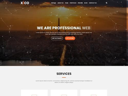 diseño de landing web para emprendedores