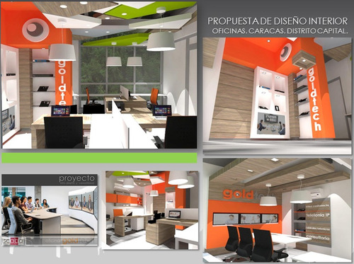 diseño de locales comerciales - arquitectos