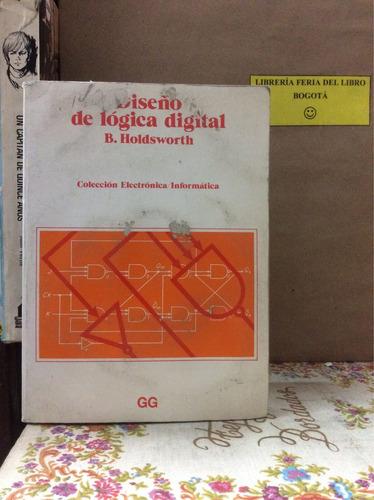diseño de lógica digital. holdsworth