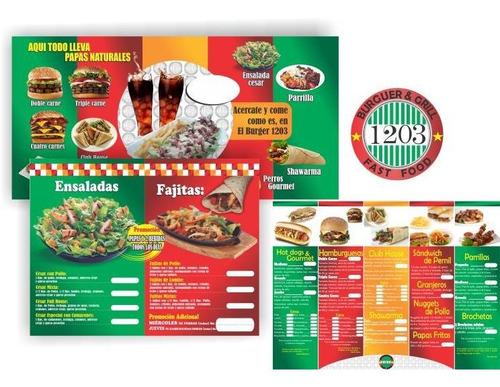 diseño de logos banner avisos calendarios revistas online