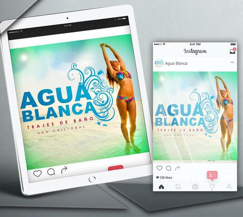 diseño de logos - diseño de redes sociales