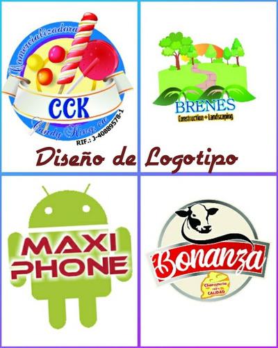 diseño de logos, volantes, pendones, etiquetas