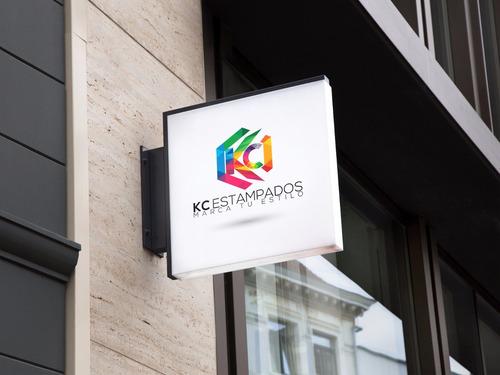 diseño de logotipo para tu empresa, negocio, personal, etc