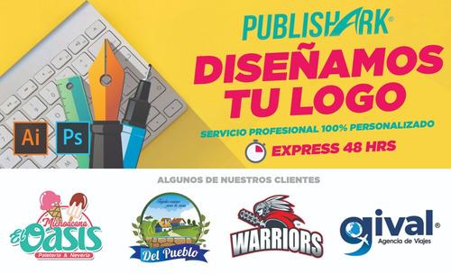 diseño de logotipo profesional express