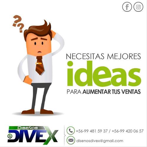 diseño de logotipo + redes sociales + community manager