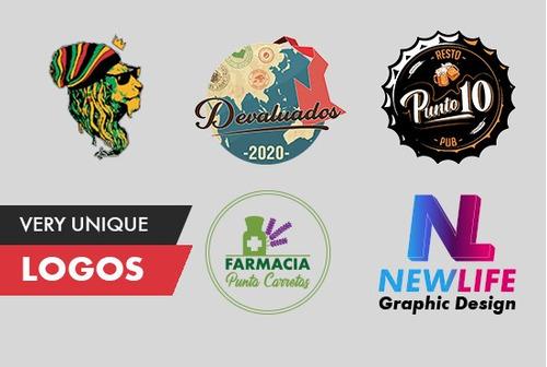 diseño de logotipos personalizados para tu marca