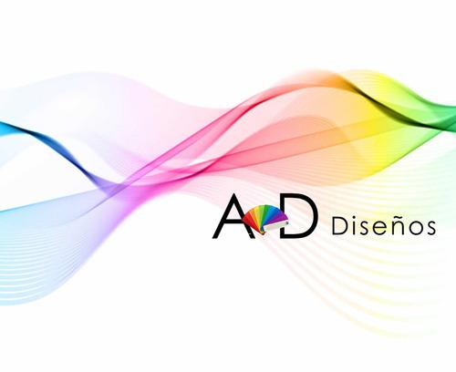 diseño de logotipos, tarjetas o invitaciones