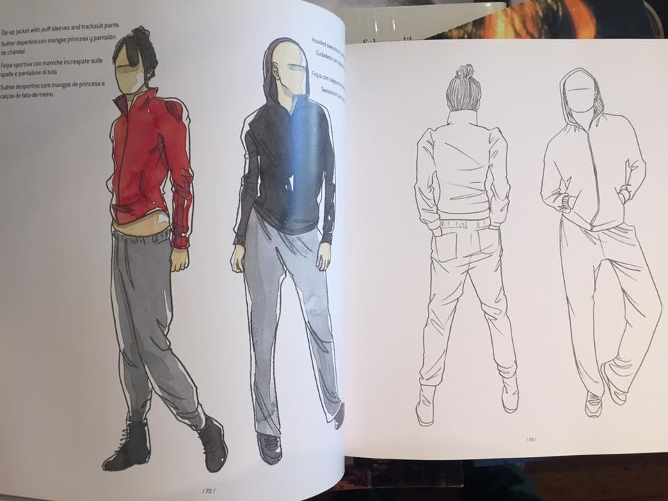 Diseño De Moda Como Dibujar Poses Ilusbook 64500 En Mercado Libre