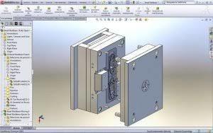 diseño de moldes de inyección y extrusión ( matriceria)