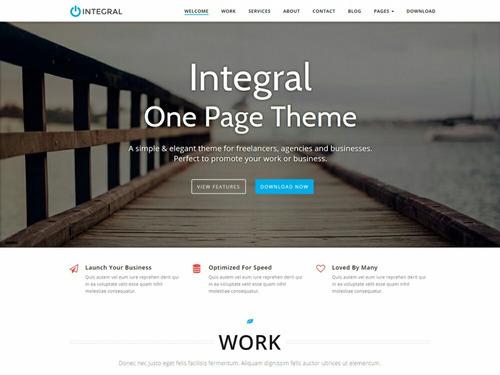 diseño de página web adaptativa básica en wordpress