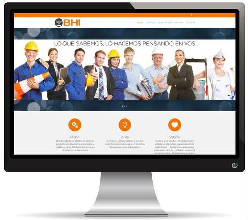 diseño de página web. diseño web wordpress. desarrollo web.