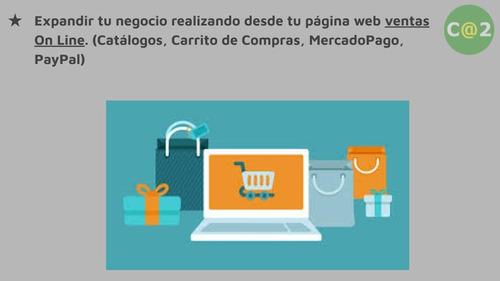 diseño de pagina web economica