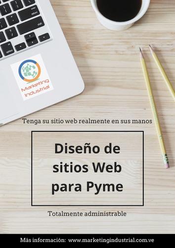 diseño de página web para pymes y emprendedores