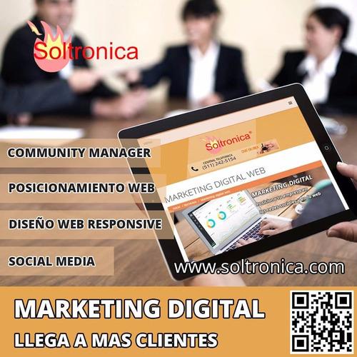 diseño de página web responsive, hosting y dominio gratis!
