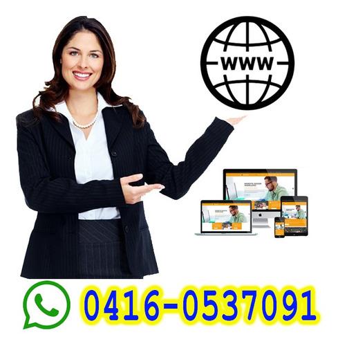 diseño de página web tienda virtual asesoria posiconamiento