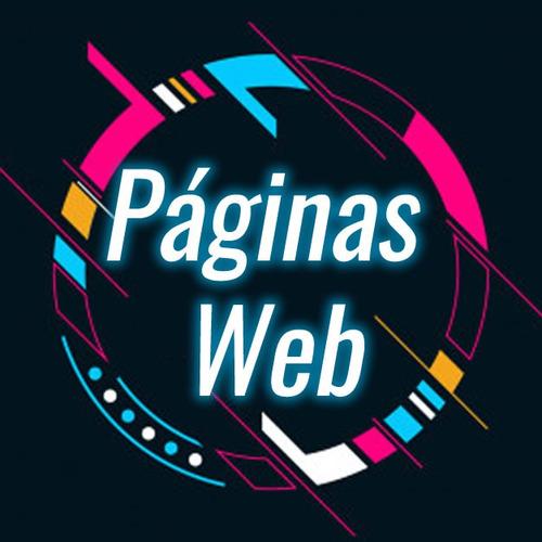diseño de página web y correos corporativos