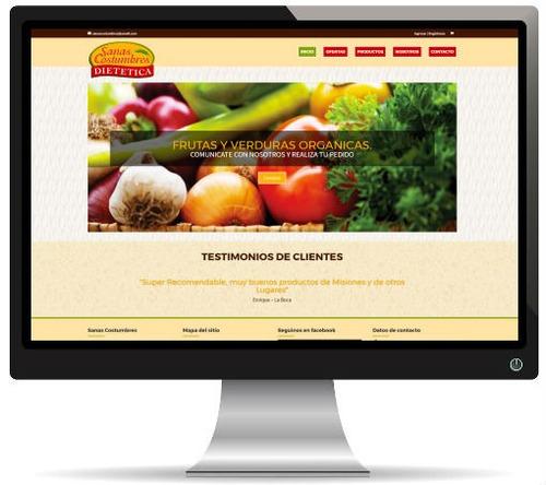 diseño de páginas web autoadministrables en wordpress