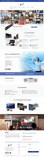 diseño de paginas web de negocios! autoadministrable