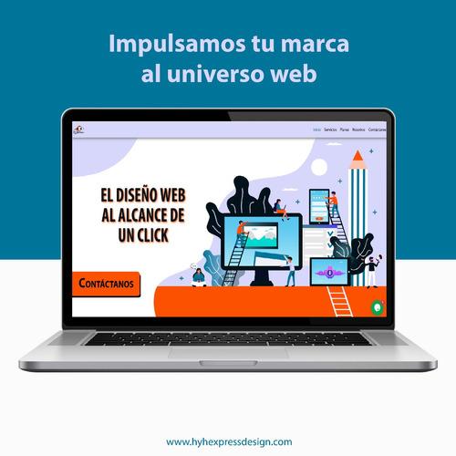 diseño de paginas web en venezuela