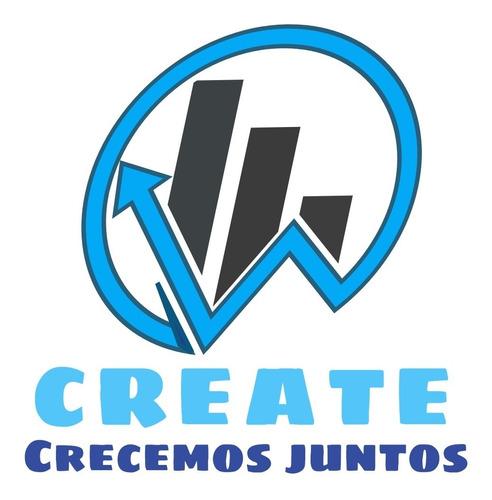diseño de páginas web, mantenimiento y publicidad en create!