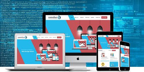 diseño de páginas web - onepage