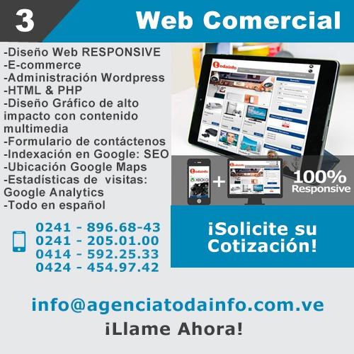 diseño de paginas web - plataformas web para negocios - app