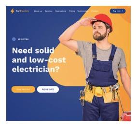 diseño de paginas web profesional para negocios