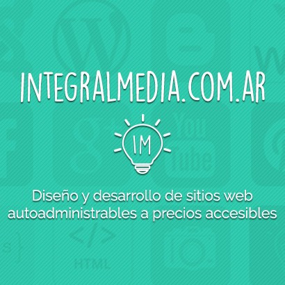 diseño de paginas web responsive y autoadministrables 72hs