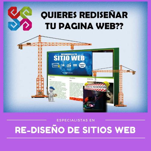 diseño de paginas web / tiendas online / publicidad digital