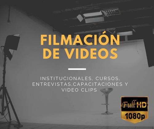 diseño de páginas web, tiendas online y filmacion de videos