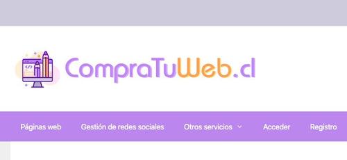 diseño de paginas web - tiendas virtuales - redes sociales