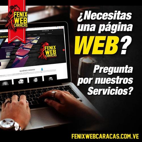 diseño de páginas web & woocommerce