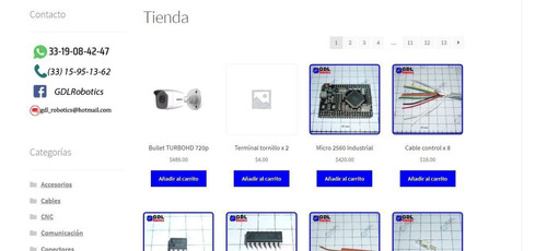 diseño de páginas web y desarrollo de software