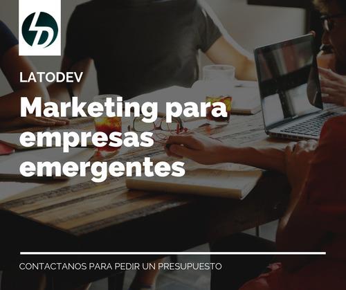 diseño de paginas web y marketing digital