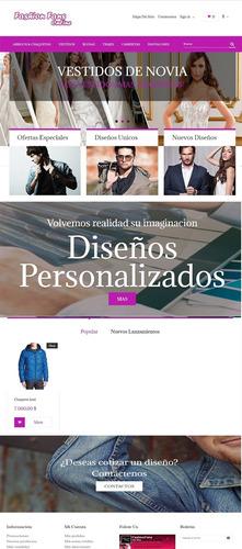 diseño de paginas web y sistemas
