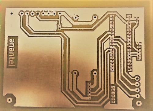 diseño de placas de circuito impreso